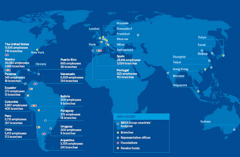 Bbva Un Líder Global Bbva Financial Report 2010