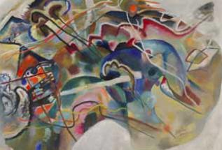 Museo Guggenheim Bilbao presenta: Kandinsky