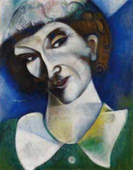 Guggenheim presenta Chagall