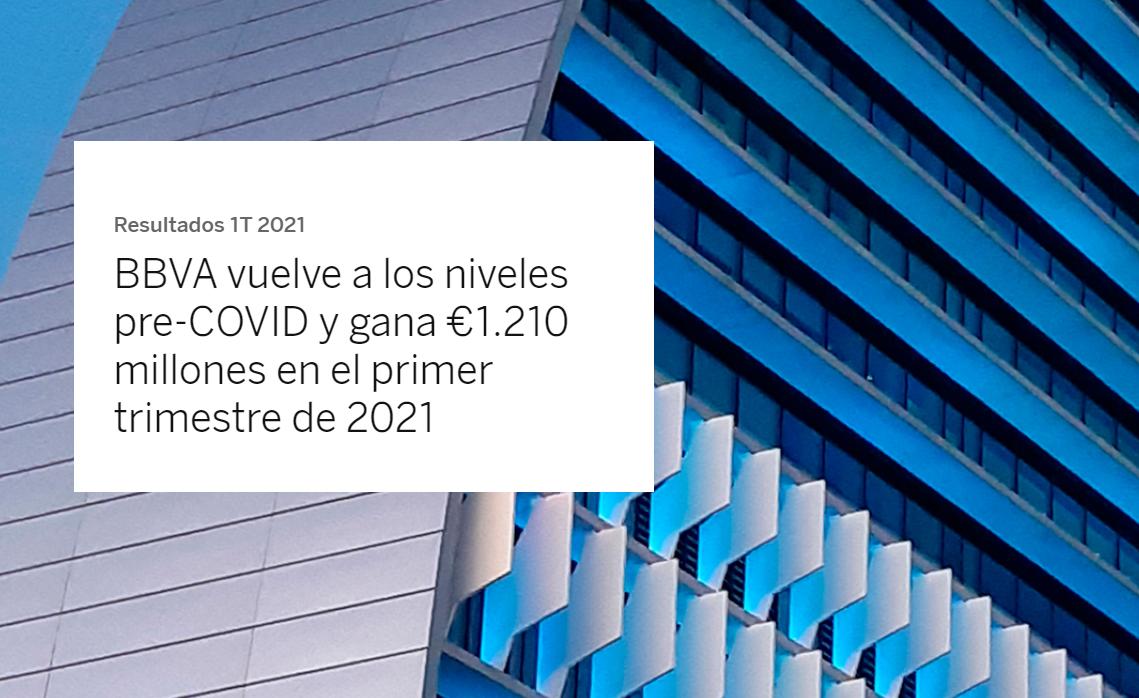 Informe Accionistas 1T21